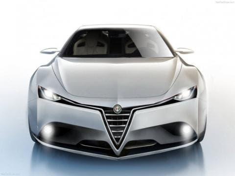 Alfa Romeo Giulia sfda