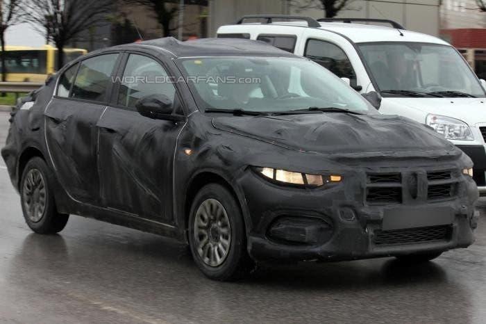 Fiat Bravo foto spia