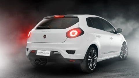 Fiat Bravo restyling