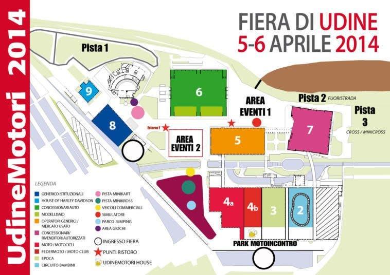 Udine Motori Fiera 2015