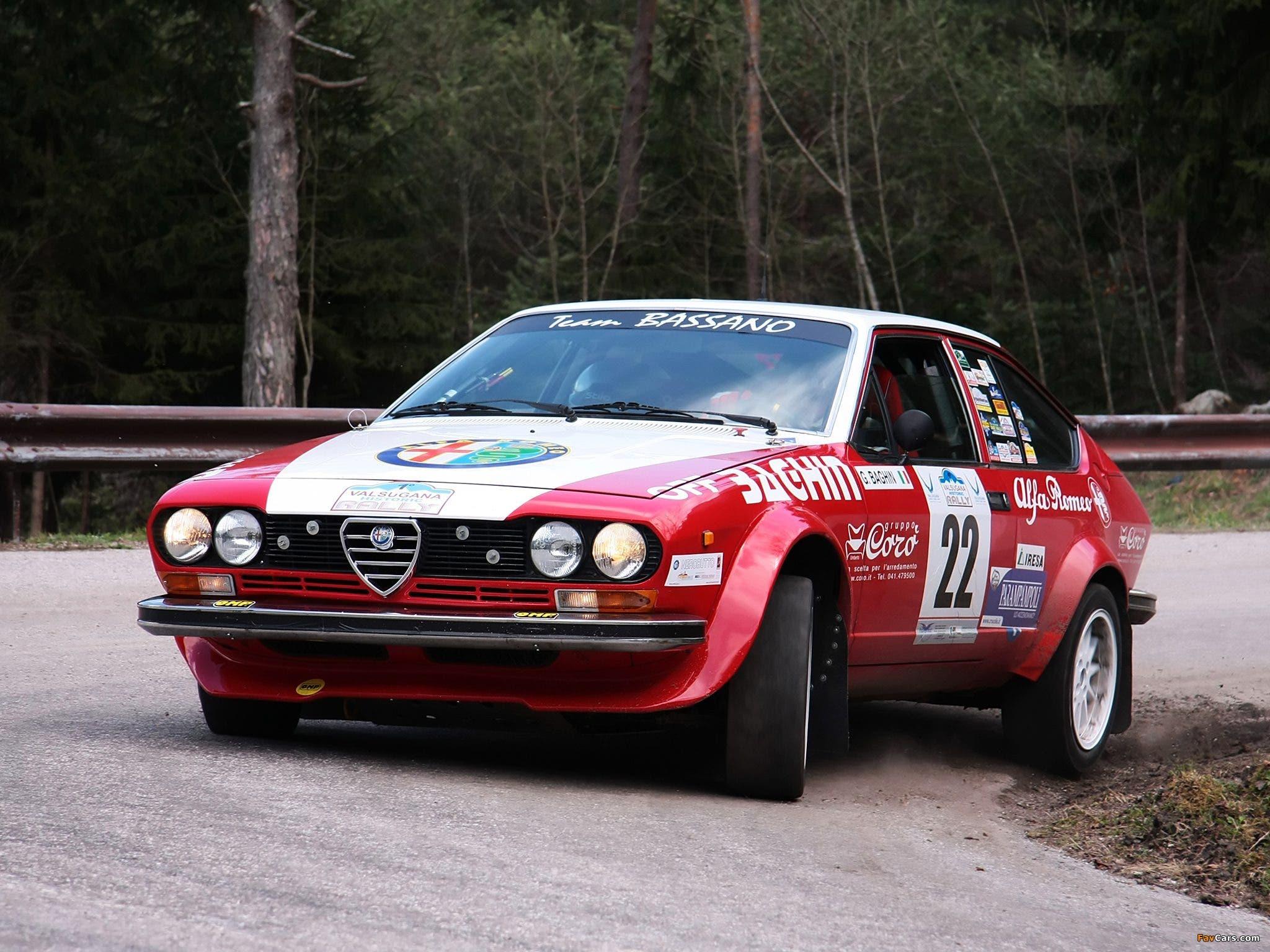 Alfa Romeo Alfetta Pictures
