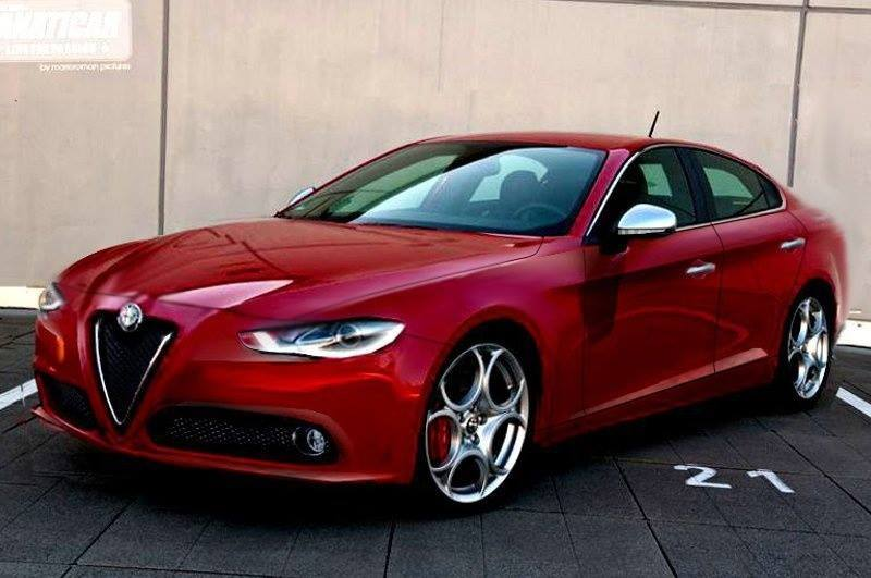 Alfa Romeo Giulia, rumors sul nuovo motore 1.8 biturbo da 300 CV