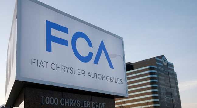 FCA vendite primo trimestre: bene USA, crolla America Latina