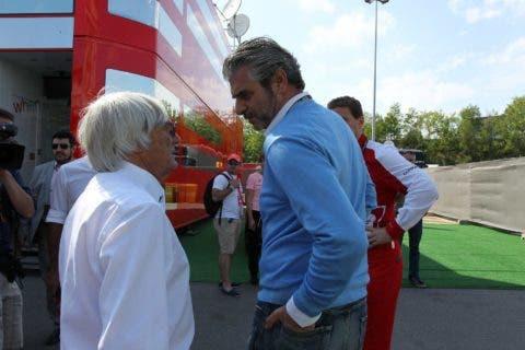 Maurizio Arrivabene. Nuovo Team Principal sì ma uomo esperto di F1.