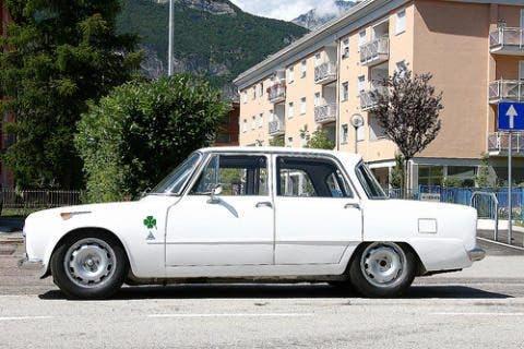 La Giulia TI Super QV