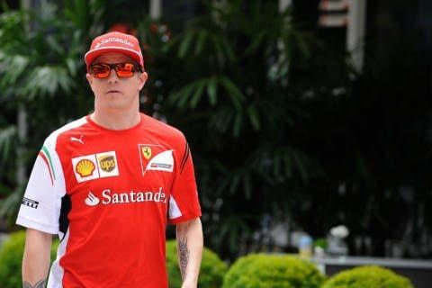 Raikkonen insegue in Cina il primo podio del 2015