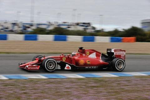 Raikkonen Ferrari Gp di Cina 2015