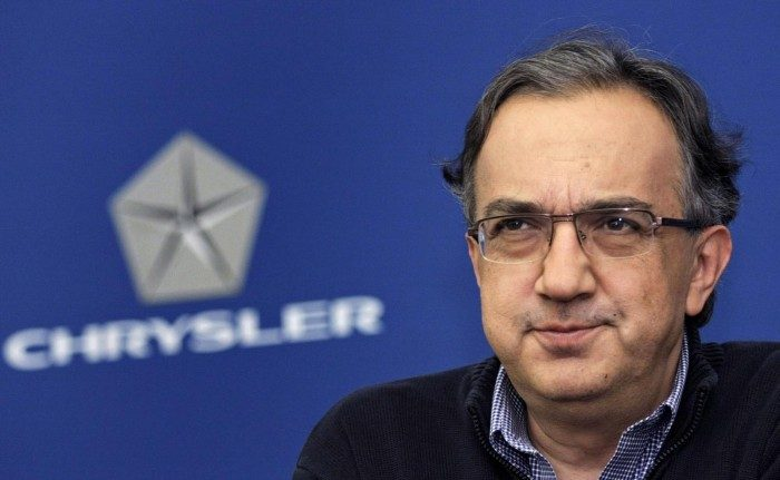 Marchionne visita Google, Apple e Tesla