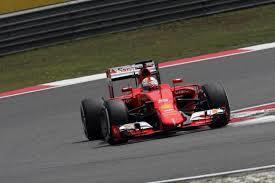 Vettel partirà terzo.