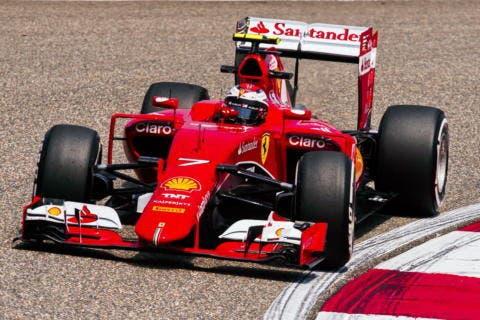 Raikkonen in qualifica non brilla. Deve riscattarsi in gara.