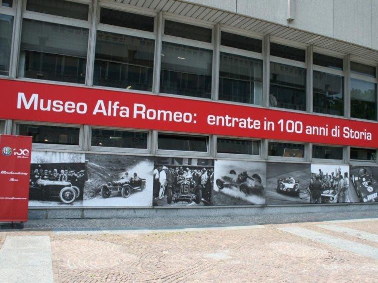 Alfa Romeo Museo Arese