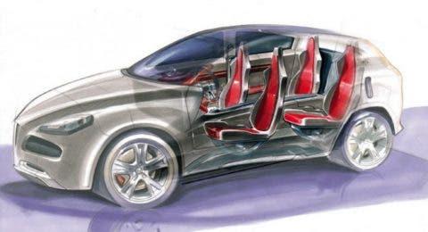 Alfa Romeo SUV 1