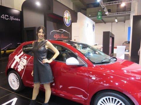 Alfa Romeo barcelona