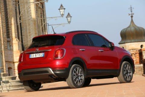 Fiat 500X fsd