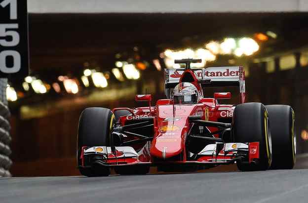 GP Monaco, Vettel 5° podio in 6 gare, come Michael Schumacher nel 2004.