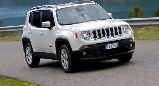 FCA volano le vendite Usa della 500X e Jeep Renegade