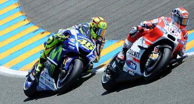 MotoGP Mugello Italia 2015 diretta streaming, orari e programma