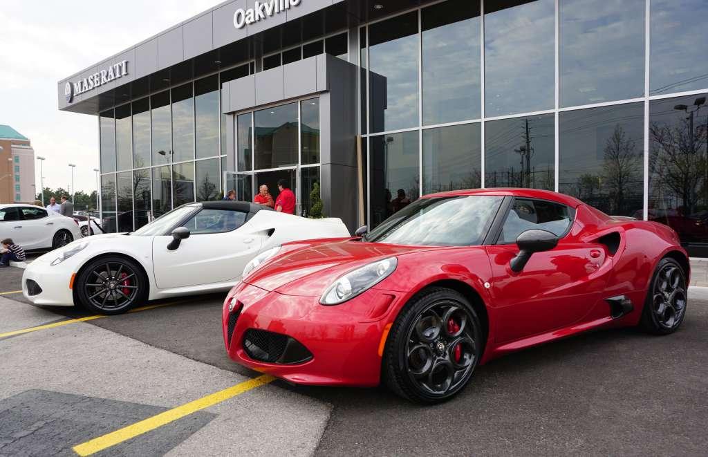 Alfa Romeo, inaugurato in Canada il primo dealer in collaborazione con Maserati