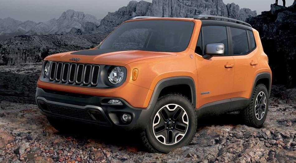 jeep in sviluppo un nuovo suv su base renegade. Black Bedroom Furniture Sets. Home Design Ideas