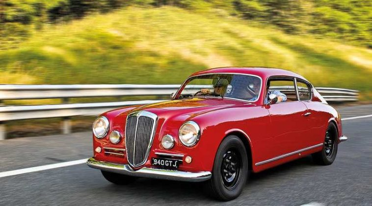 Lancia Aurelia e Lancia Ardea alla MilleMiglia 2015