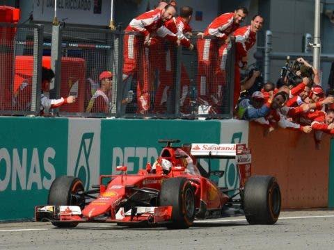 Vettel vince in Malesia. Un risultato inaspettato.
