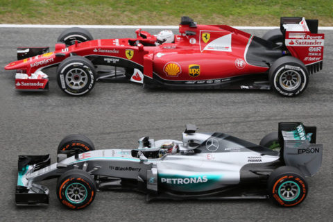 Da due stagioni la Mercedes è la monoposto migliore del Circus.