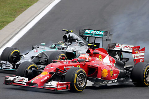 Ferrari e Mercedes vicine. In Spagna dovrà essere lotta.