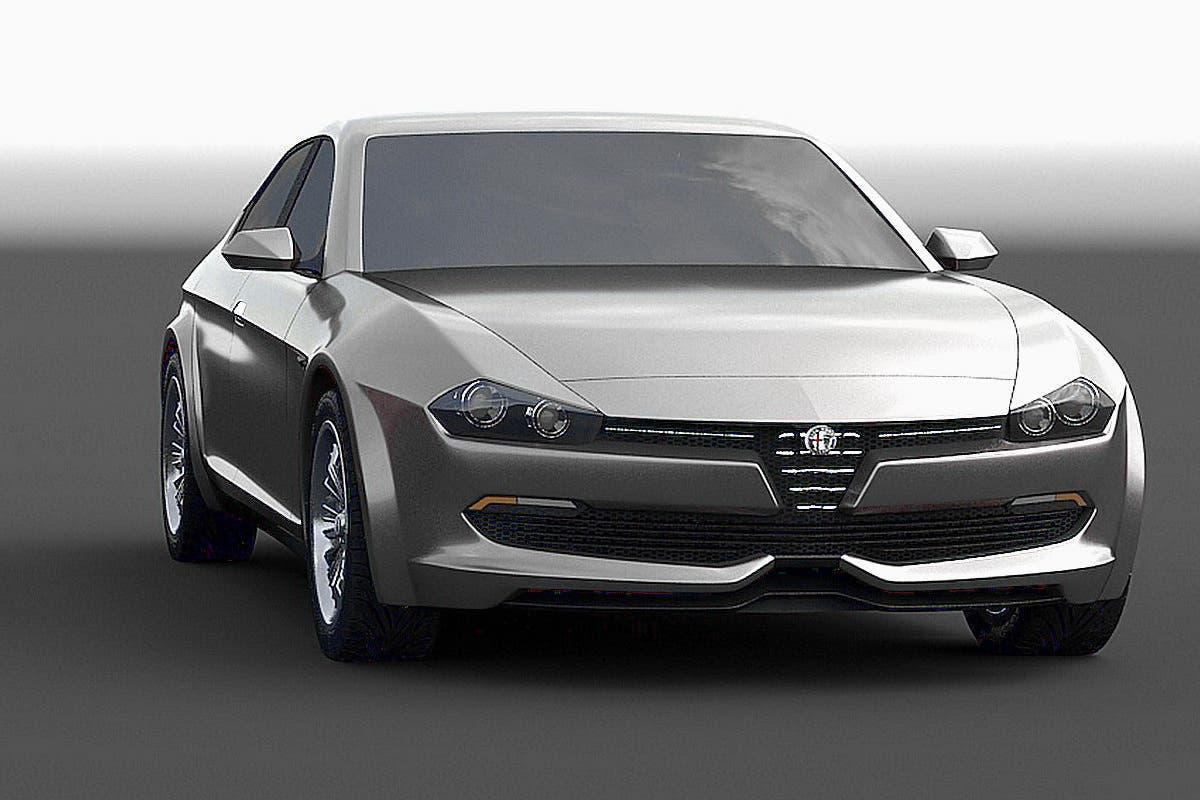Alfa Romeo Giulia: la produzione inizierà a fine 2015?