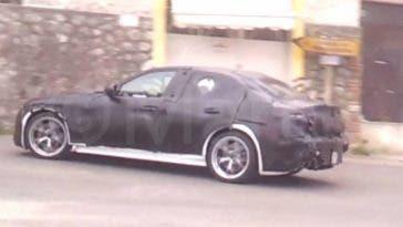 Alfa Romeo Giulia foto spia 1
