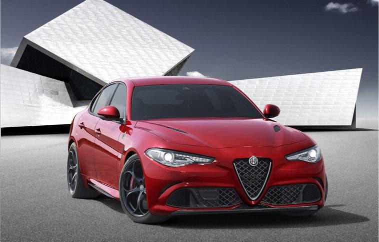 Alfa Romeo Giulia prezzi