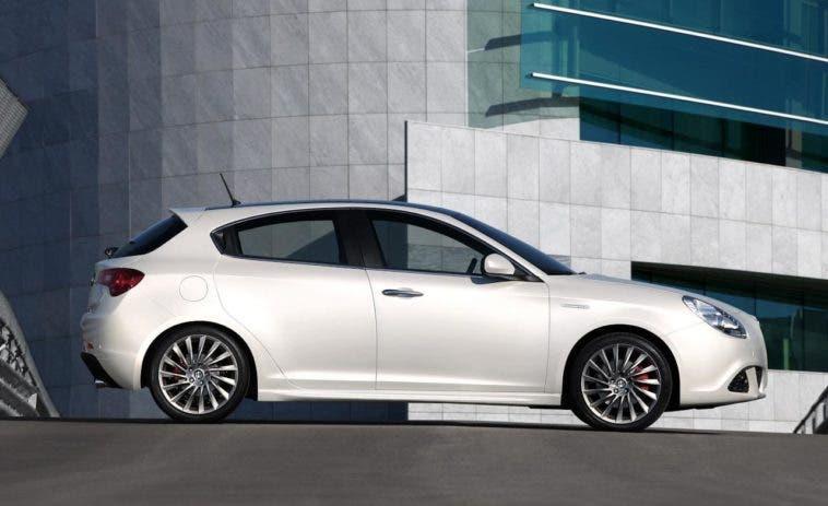 Alfa Romeo Giulietta richiamo
