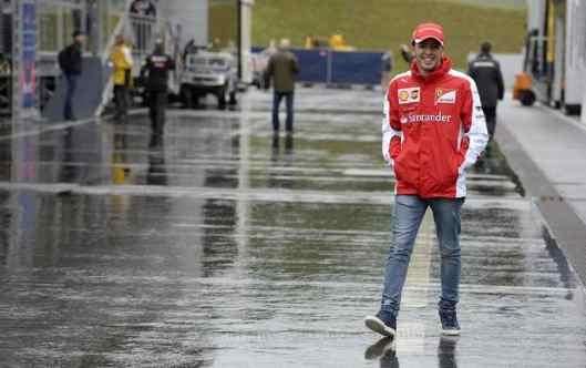 F1, Ferrari: 19enne Antonio Fuoco buon debutto ma con incidente