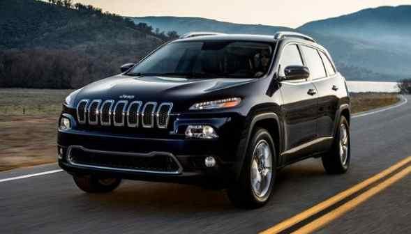 FCA: richiamo per 164mila Jeep Cherokee