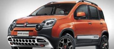 Fiat Panda Cross Arancione