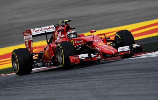 GP Austria: Hamilton in pole, Vettel terzo. Raikkonen disastro