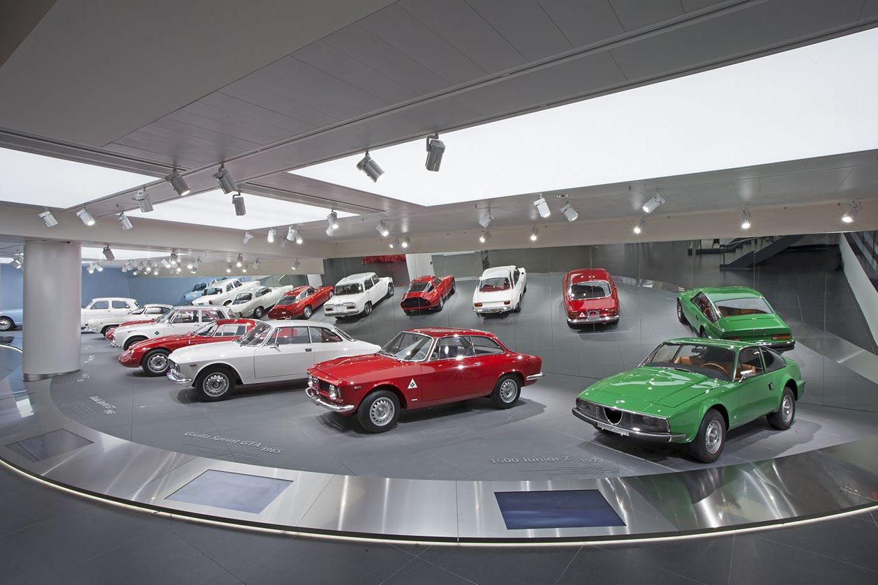 Museo-Alfa-Romeo