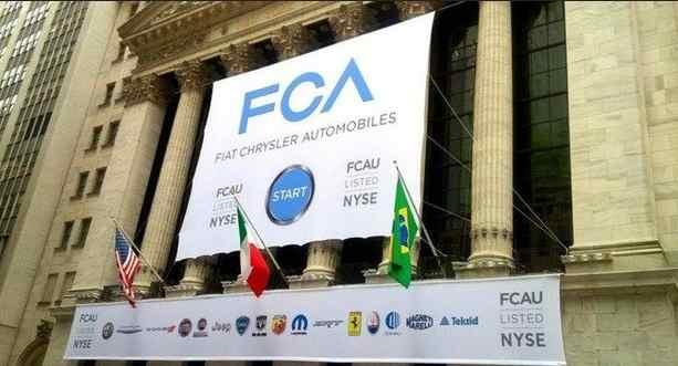 FCA supera la Ford in Usa. È la prima volta nella storia