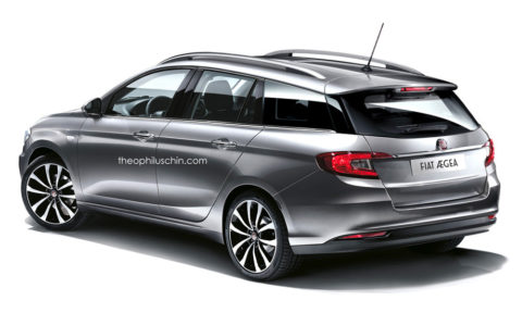 Fiat Aegea station wagon