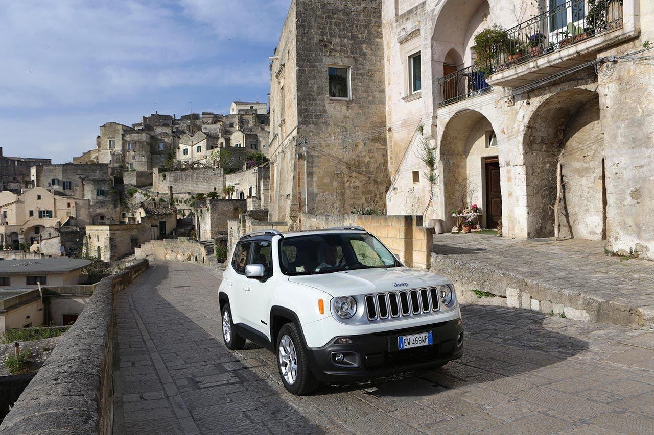 Jeep Renegade conquista in Italia anche il 48° Key Award