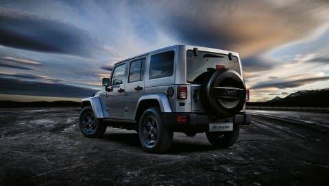 Jeep Wrangler Black Edition