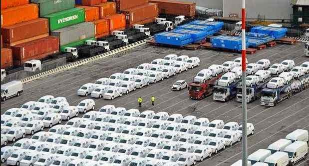 Jeep vola e Grimaldi acquista altre tre navi