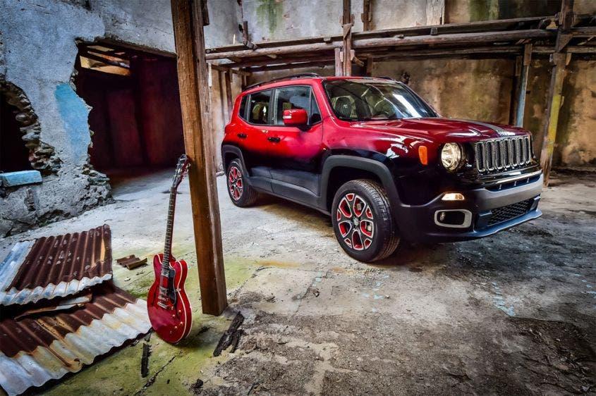 jeep renegade il tuning di garage italia customs. Black Bedroom Furniture Sets. Home Design Ideas