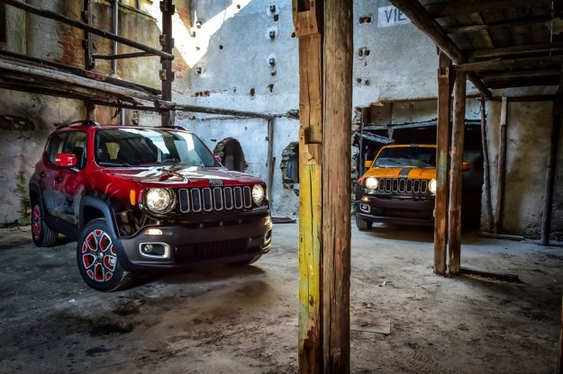 jeep renegade tuning