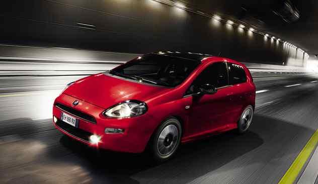 Fiat Punto nuovo listino prezzi 2015