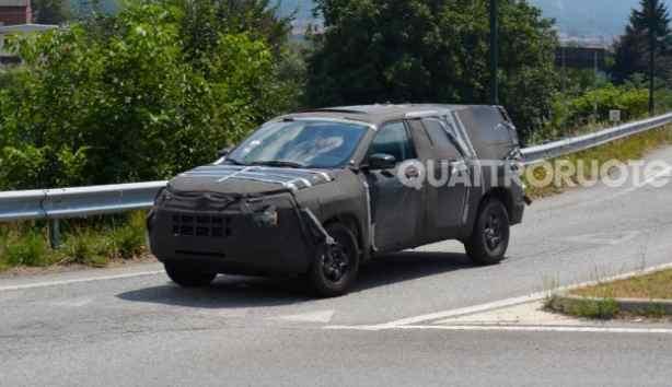 Fiat Toro, nuovo pick-up debutta su strada-1
