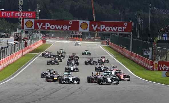 Formula 1 Gp Belgio: qualifiche, gara e diretta streaming