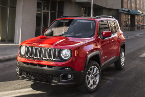 Jeep Renegade 1