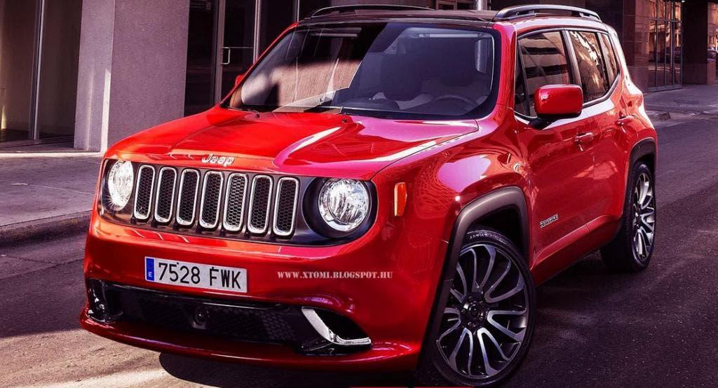 jeep renegade trackhawk nuove conferme sulla gemella della 500x abarth. Black Bedroom Furniture Sets. Home Design Ideas