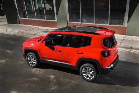 Jeep Renegade we