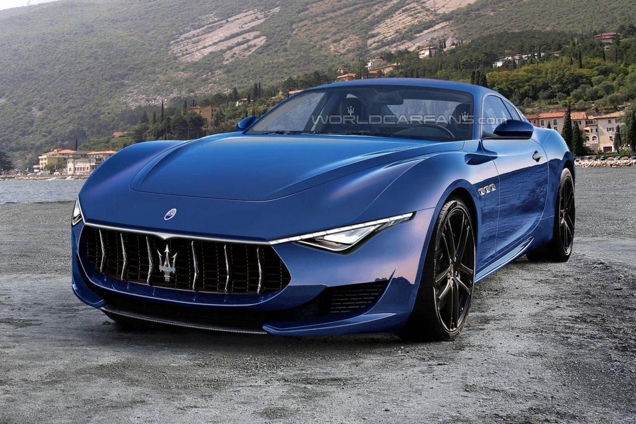 Maserati Alfieri Uscita Ritardata Almeno Fino Al 2020